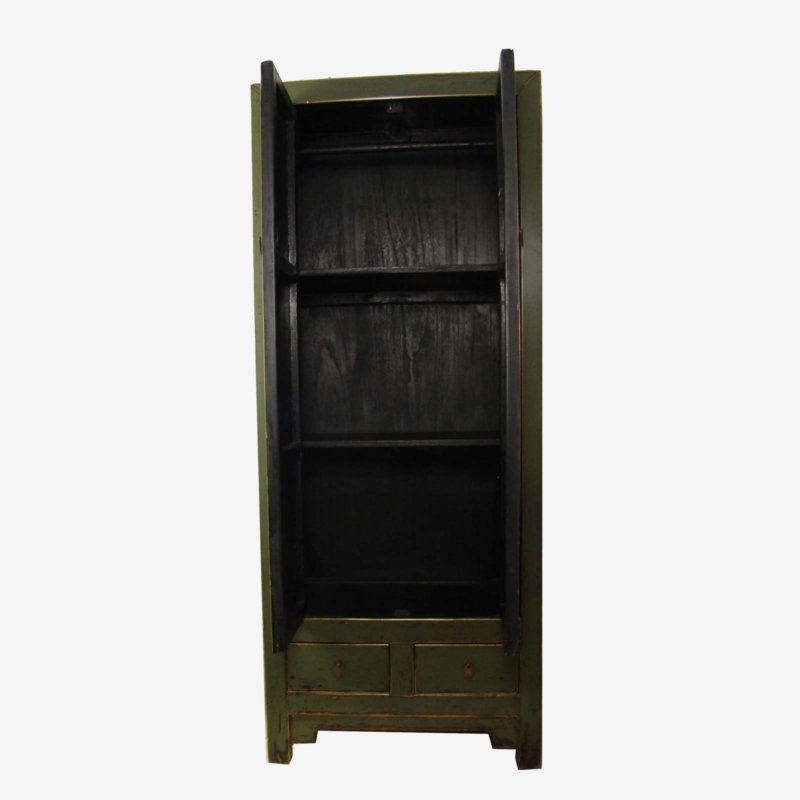 Cabinet Tall Tom47a Open