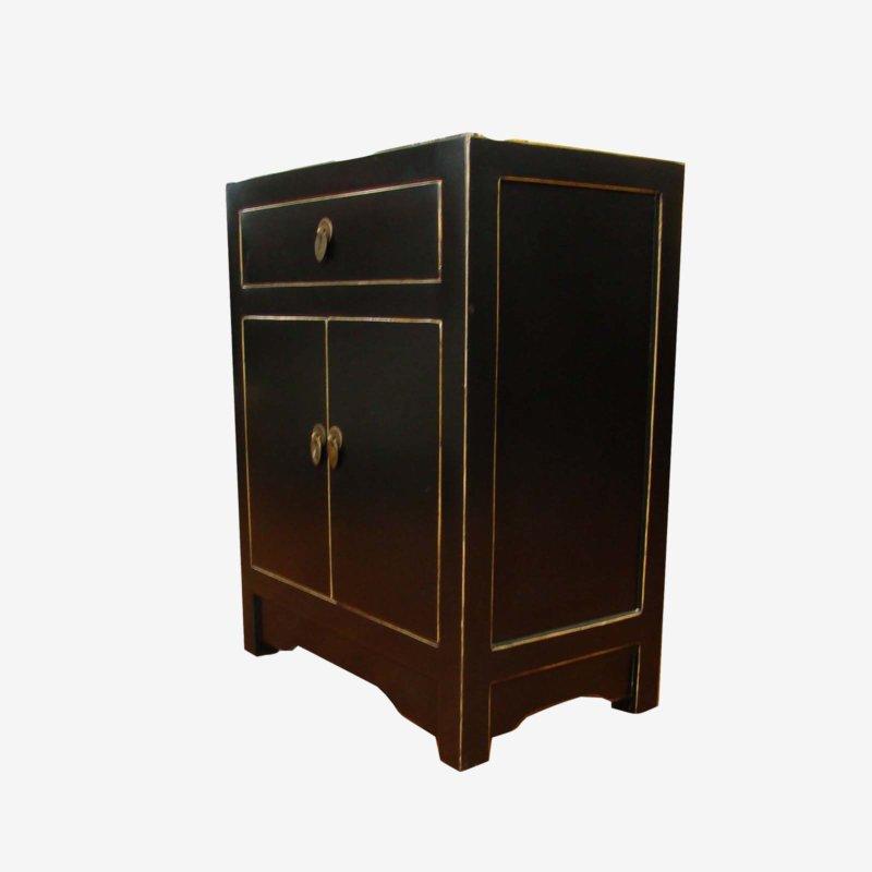 Bedside Cabinet YLJ66 Side