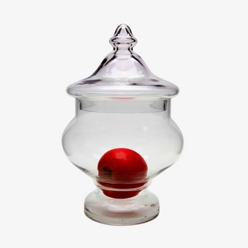 apothecary jar t1019