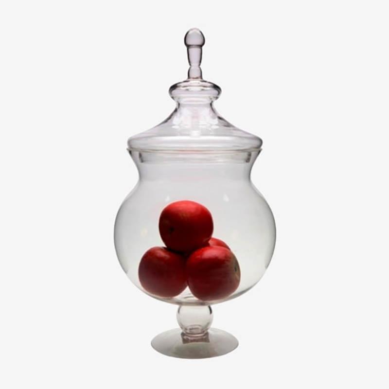 apothecary jar t1022