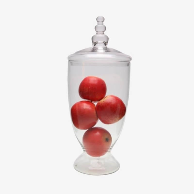 apothecary jar t1023